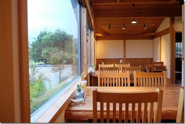 糸島市二丈福井にあるお蕎麦屋さん「すみくら」店内