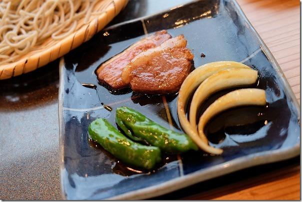 糸島市二丈福井にあるお蕎麦屋さん「すみくら」の焼き鴨