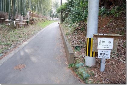 糸島,神在神社から神石(巨石)まで