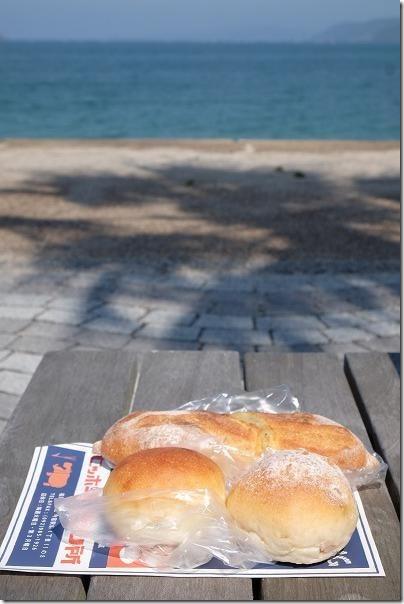 ヒッポー製パン所のパン