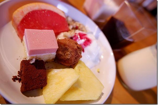 バイキングレストラン農(みのり)のデザート、プリン