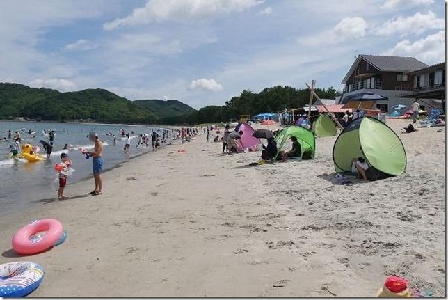福岡糸島,芥屋周辺の観光スポット,深江海水浴場