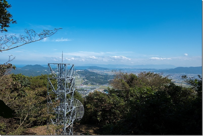 可也山登山,第一展望台,糸島