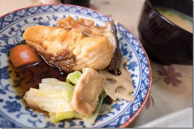 マルタ活魚の煮付け,糸島加布里