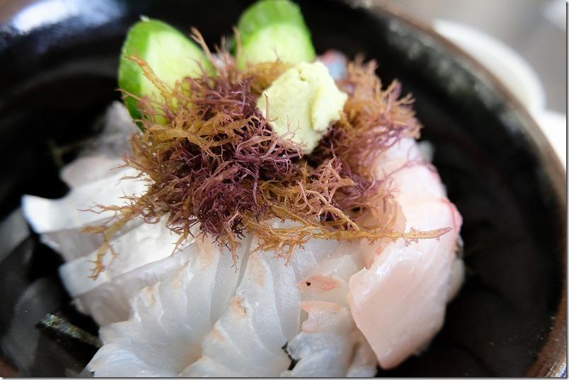 「志摩の海鮮丼屋」で糸島海鮮丼