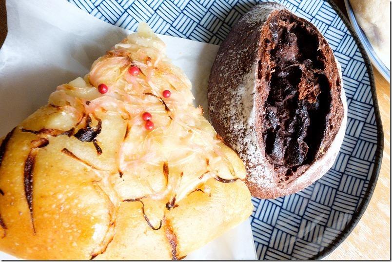 糸島・桜井にあるパン屋「のたり」のパン