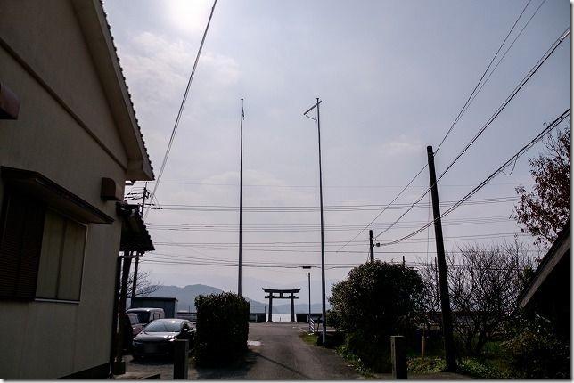 小富士梅林(糸島)の駐車場
