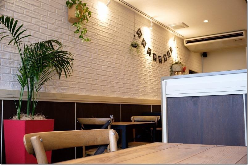 糸島市前原,ごはんやMom(マム)の店内・おしゃれな雰囲気