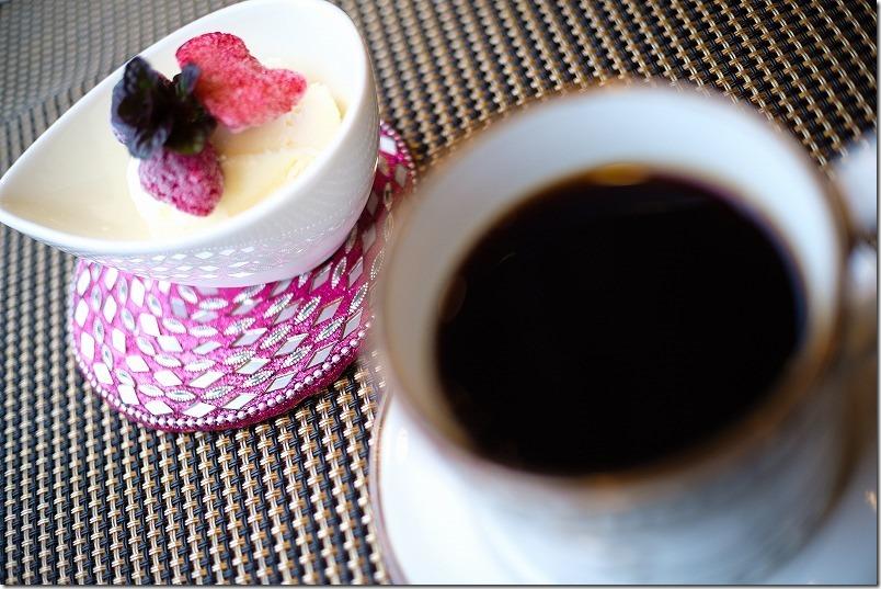 ごはんやMomの食後のコーヒー