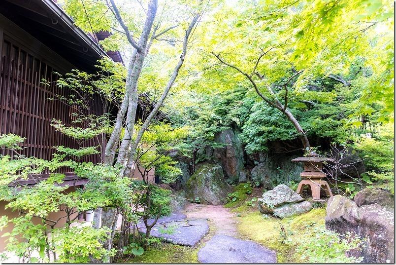 糸島「やぎ牧場」の古民家風の建物