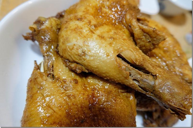 「とらやミート」の鶏モモ煮込み