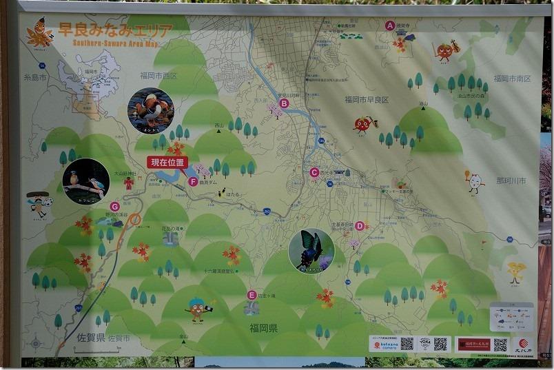 曲渕ダム公園へのアクセス情報
