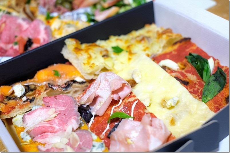 木の葉モール橋本のPizzaArTaioのピザセット